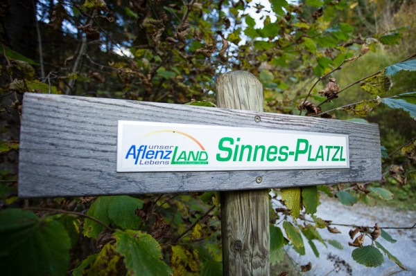 Sinnes-WEG Aflenz-Kurort   © O.Königshofer, actline.at