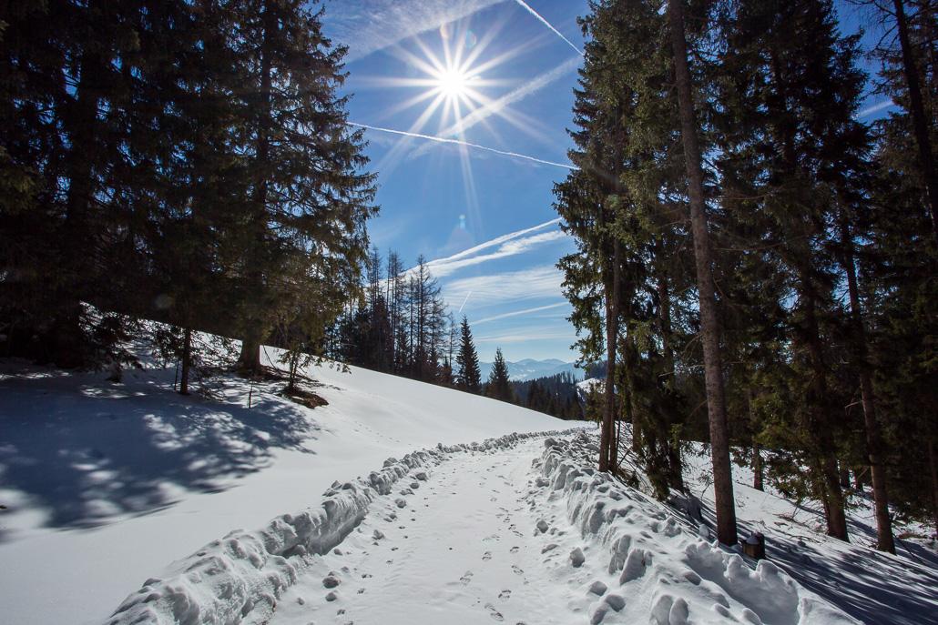 K&K Winterwunderwanderweg | © actline.at, O.Königshofer